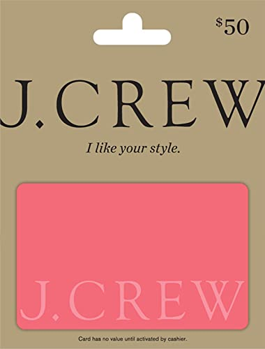 8fe32e38961 Amazon.com  J.Crew Gift Card  50  Gift Cards