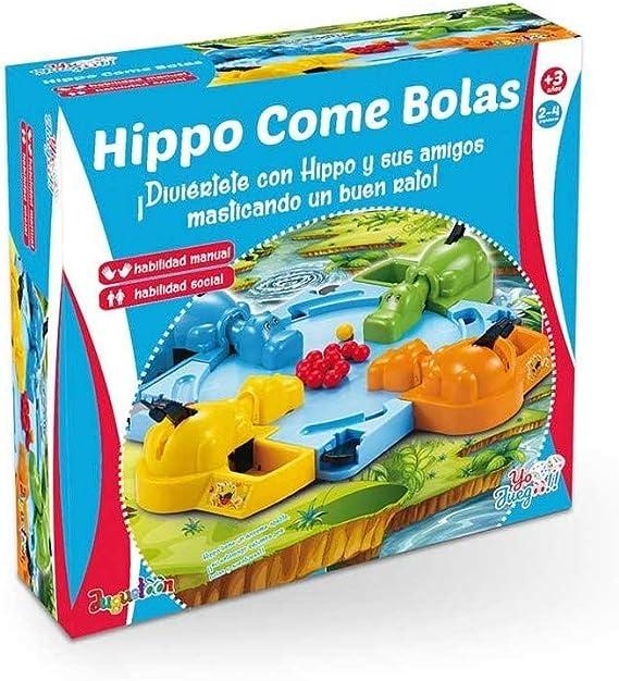 Yo Juegoo HIPO Come Bolas Juego de Mesa: Amazon.es: Juguetes y juegos
