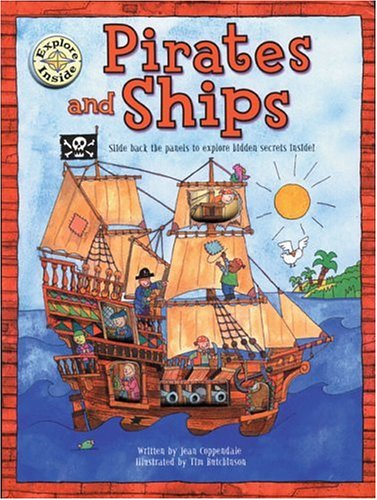 Pirates and Ships: Explore Inside