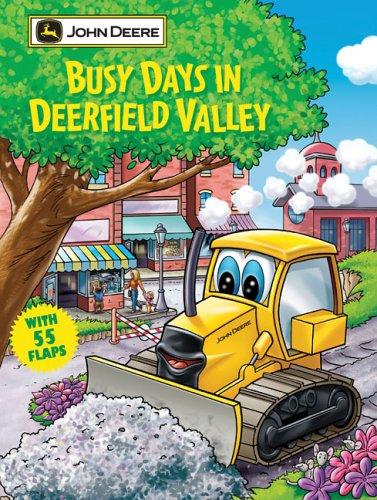 (Busy Days In Deerfield Valley (John Deere))