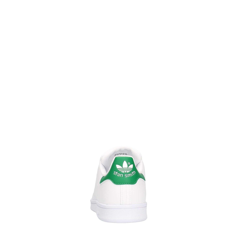 online store bb169 02102 adidas - Superstar - C77124 - Colore  Bianco-Nero-Oro - Taglia  38.6   Amazon.it  Scarpe e borse