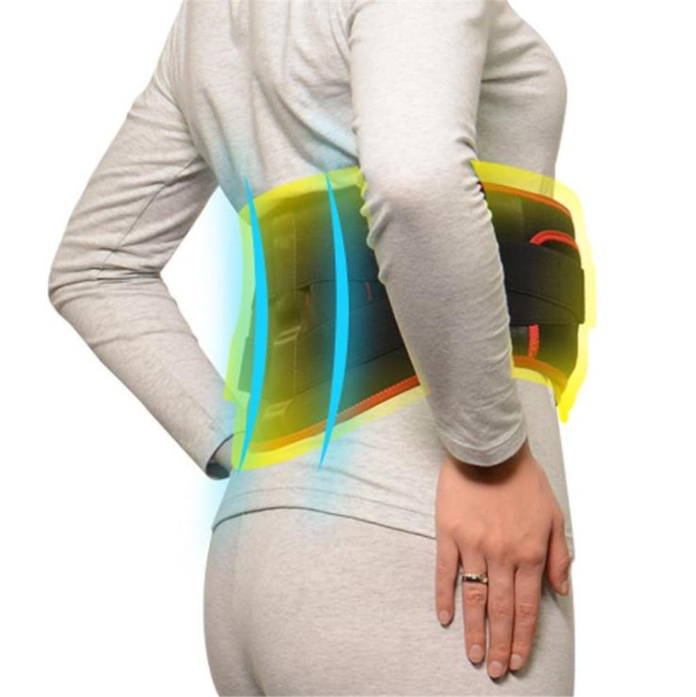 Infrared Hot compress protection warm belt Vibration massage Relieve back pain Low-pressure heating belt