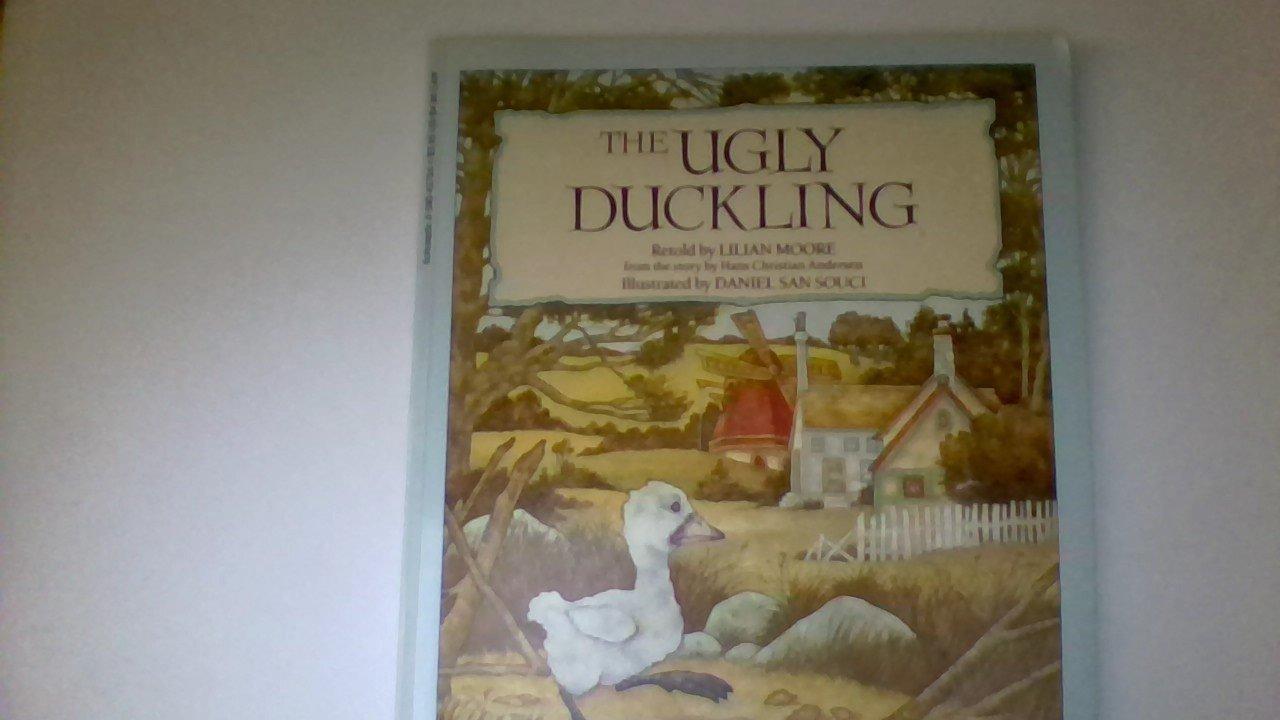 the ugly duckling lilian moore daniel san souci 9780590437943