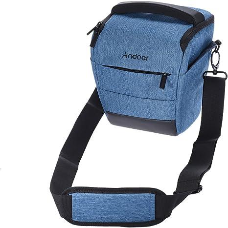 Andoer Portable DSLR Camera Shoulder Bag Sleek: Amazon.co.uk