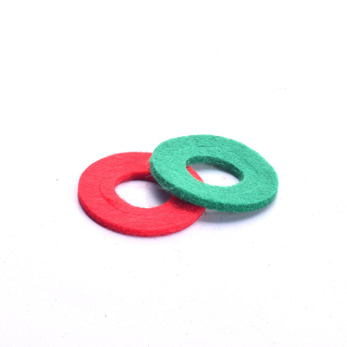EKYLIN Car Battery Anti-Corrosion Fiber Washers Acid Chemical Corrosion Terminal Protectors for Battery Cable Connecting Spot(Pack of 2)