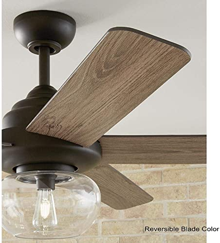 Avonbrook 56 in. LED Bronze Ceiling Fan