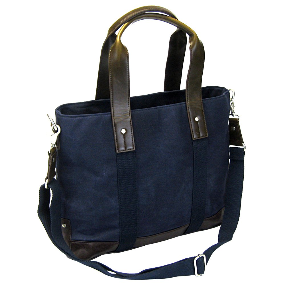 LICENCE 71195 College WaxC Tote Bag Navy