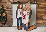 Christmas Outfits Mommy and Me Fashion Deer Print