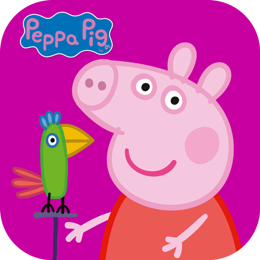 Peppa Pig: Polly Parrot (Pig In A Blanket Game)