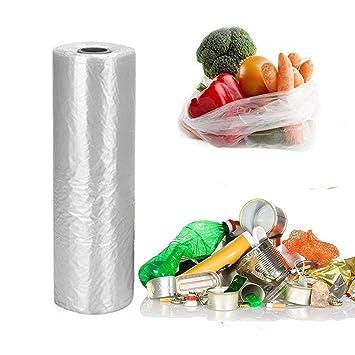 Amazon.com: Durable transparente papelera revestimientos ...