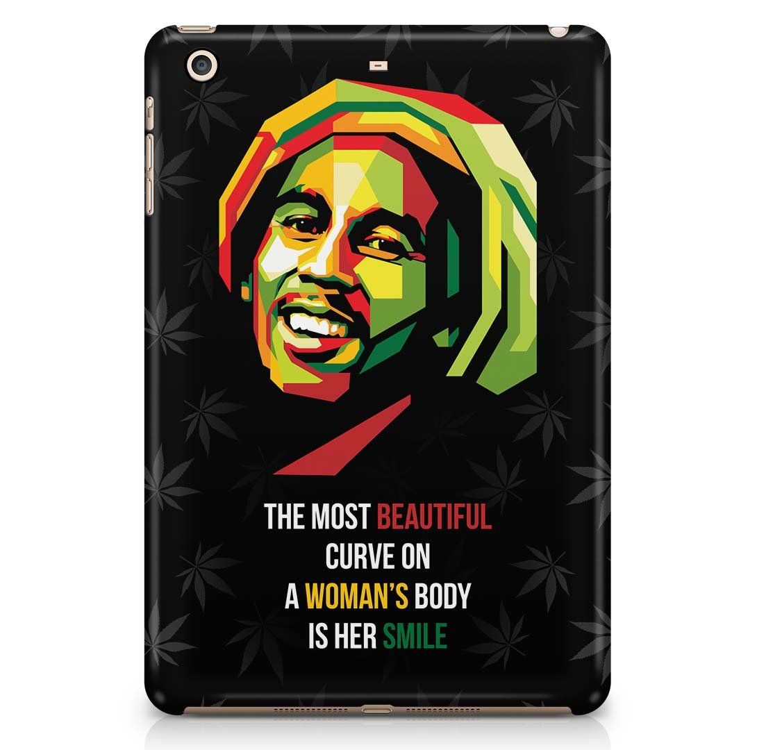 Amazoncom Bob Marley The Most Beautiful Curve On A Womans Body Is