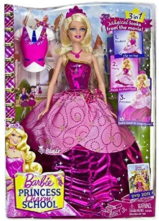 Marvelous Blair: Barbie Princess Charm School ~12u0026quot; Doll Figure