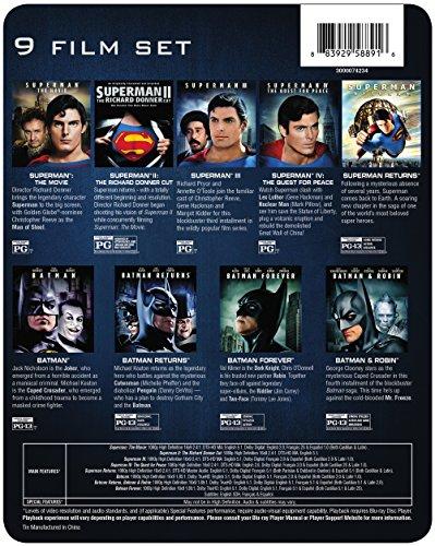 Batman/Superman Anthology (BD) [Blu-ray] at Gotham City Store
