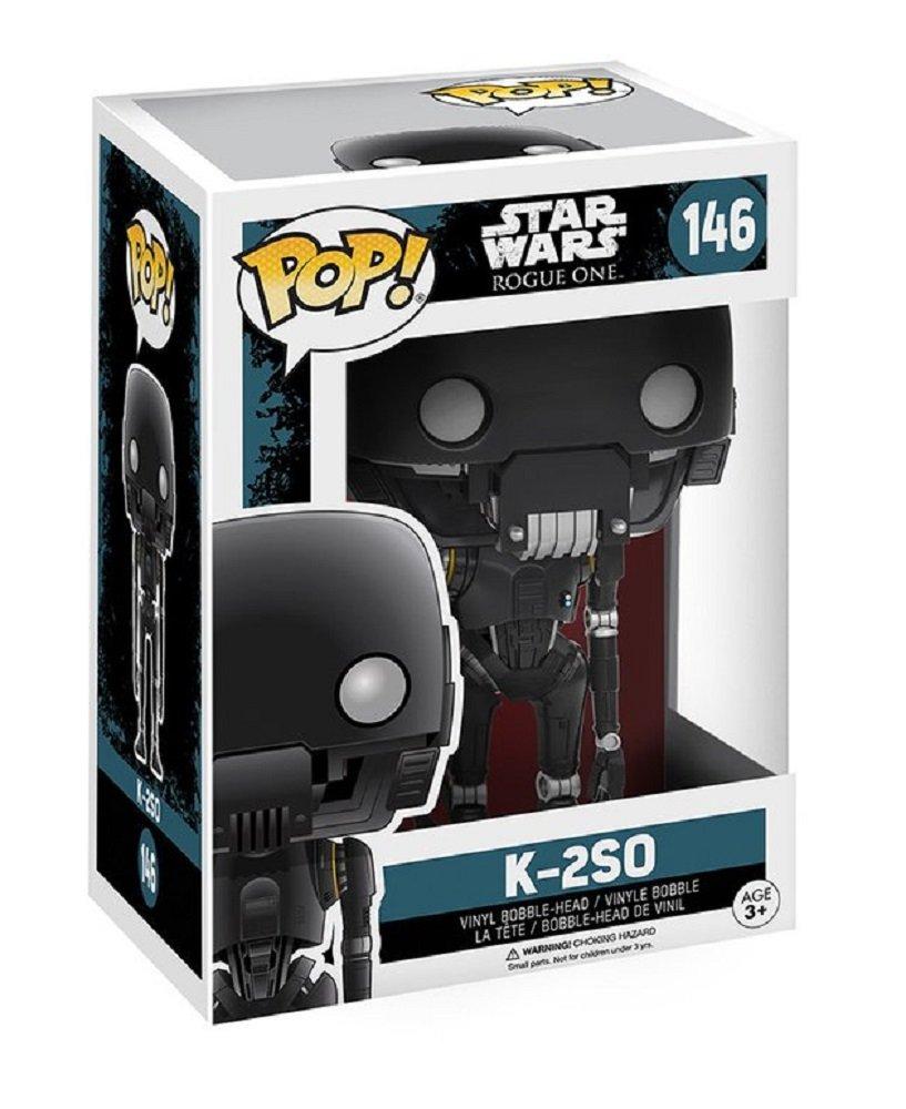 Funko Pop! Guerra de las Galaxias - K-2So