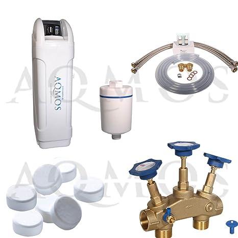 Wasserenthärter Angebot des Monats BM-60 Entkalkungsanlage Entkalker Wasserenthärtungsanlage Wasserentkalkungsanlage Weichwas