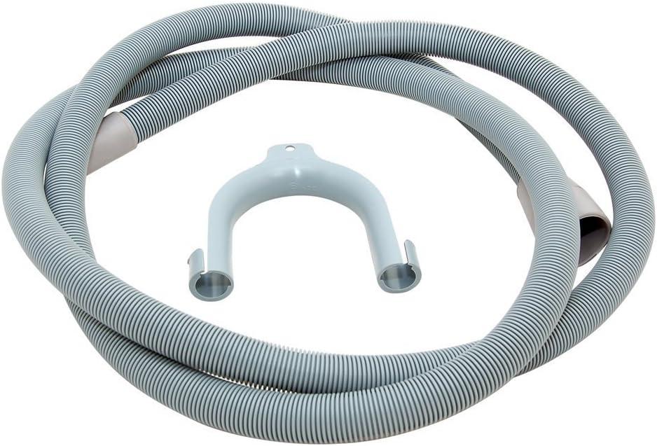 2.5metre Washing Machine Dishwasher Drain Hose Waste Pipe