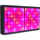 MARSHYDRO ECO 200W LED Grow Light Full Spectrum for Hydroponic Indoor Plants Growing Veg and Flower