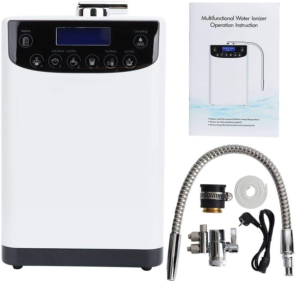 Diyeeni Purificador de Agua con ionizador de Agua 9000L, función ...