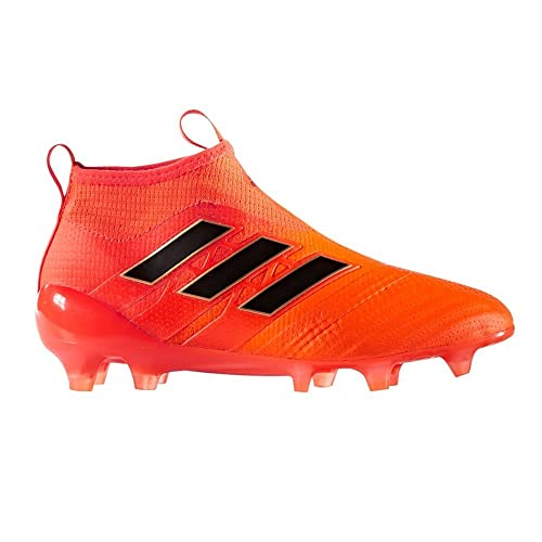 5cf413346 adidas Kid s ACE 17+ PURECONTROL FG J Soccer Cleats (Sz. 4.5) Solar Orange   Amazon.ca  Shoes   Handbags