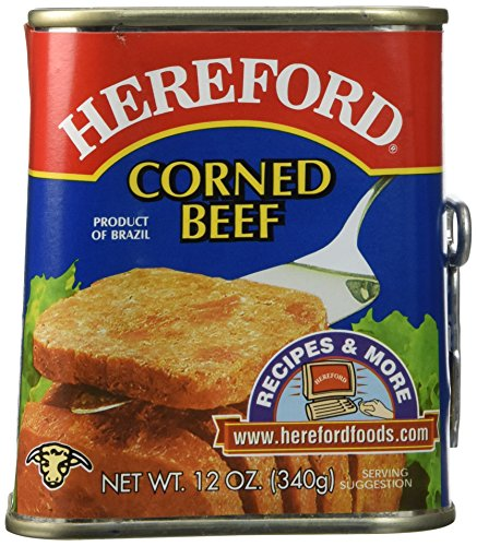 Hereford Corned Beef (Case of 6) ()