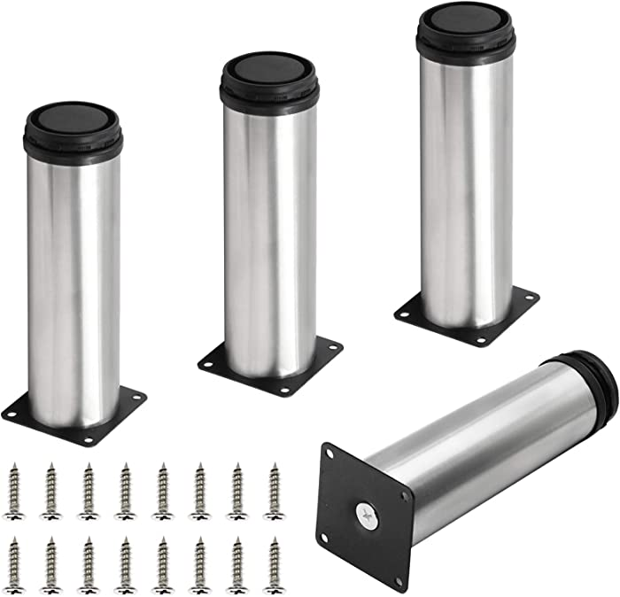 Top 10 Stainless Furniture Legs