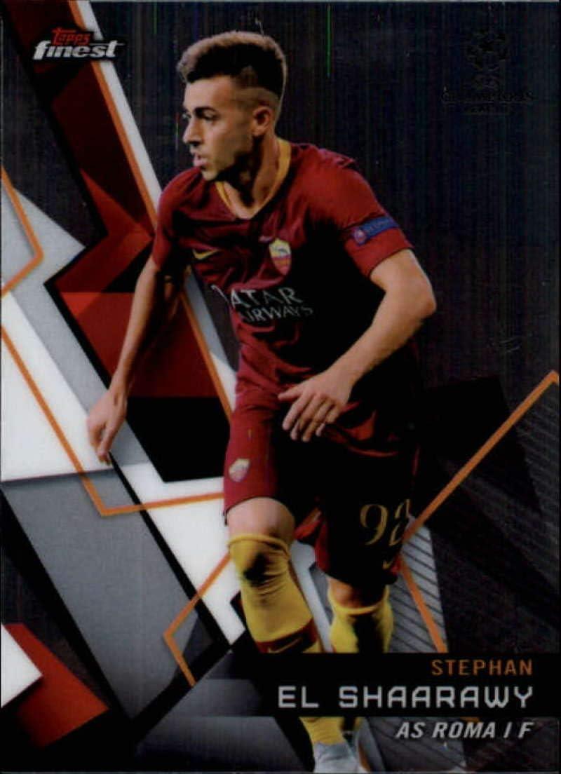 Match coronó Champions League 17//18-394-stephan el shaarawy-as roma