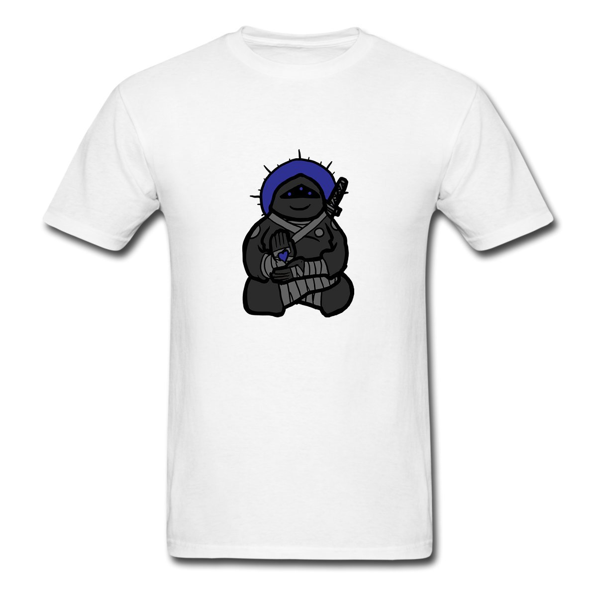 Amazon.com: Kapieng Spirit Animal Ninja Mens Tees t-Shirts ...