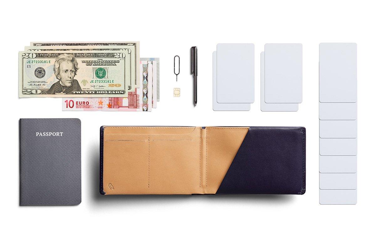 Passport Holder, RFID Protected, Travel Document Organizer, Travel Pen Bellroy Leather Travel Wallet Caramel