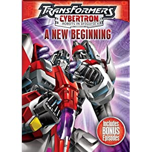 Transformers Cybertron - Robots in Disguise, A New Beginning (2005)