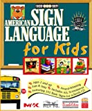 American Sign Language for Kids (3 CD-ROM)