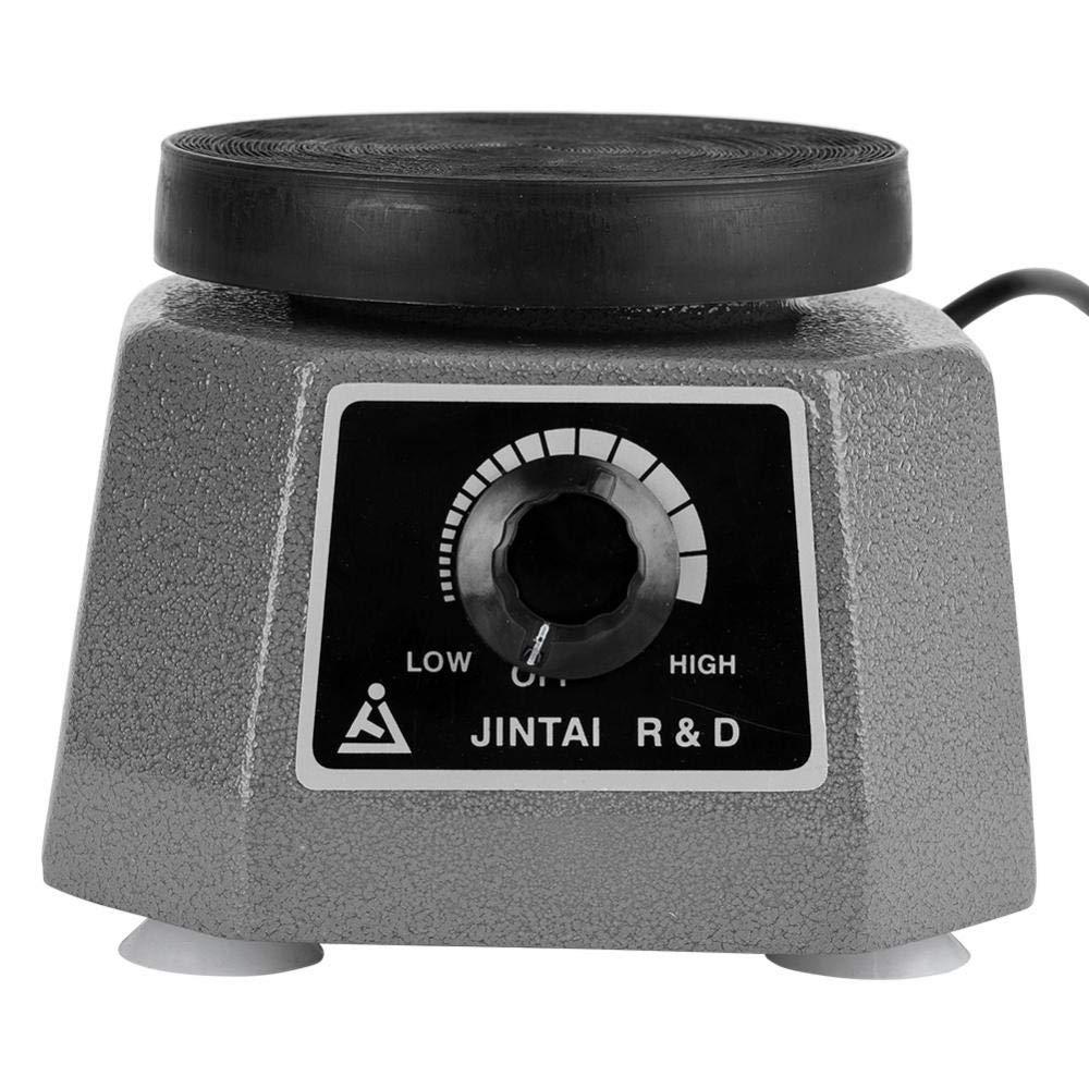 Akozon Vibrador Yeso Redondo, Oscilador Dental Equipo de Laboratorio para Dentista 220V 100W Akozong1z4bmfupk
