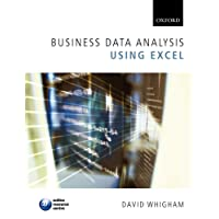 Business Data Analysis using Excel