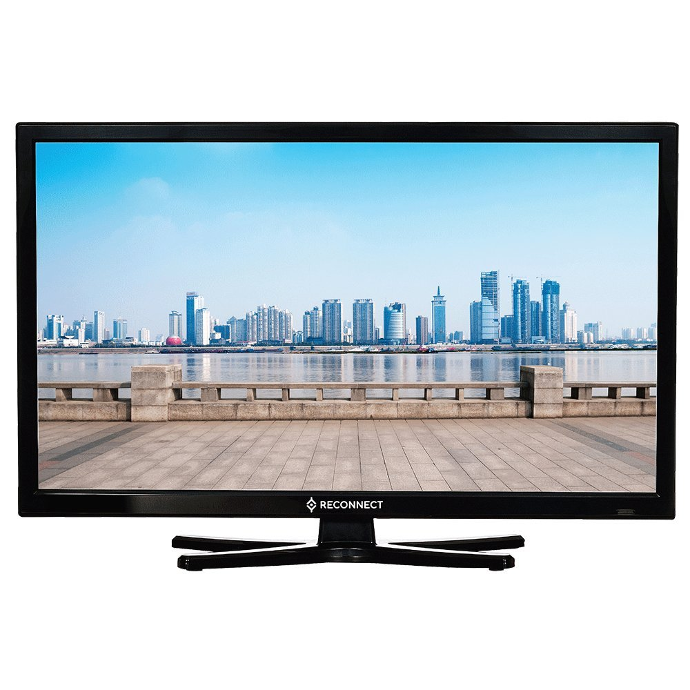 d188bc282 ReConnect 61 cm RELEG2402 HD Ready LED TV  Amazon.in  Electronics