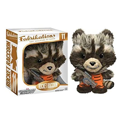 Funko Fabrikations: Guardians of The Galaxy-Rocket Racoon Action Figure: Funko Fabrikations: Toys & Games