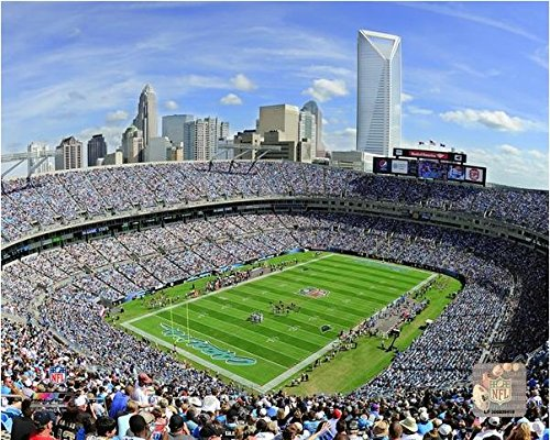 Carolina Panthers Bank of America Stadium Photo (Size: 16
