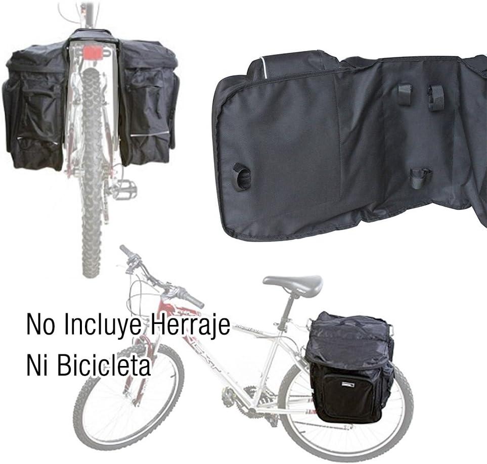 Roswheel 14154 Double Bicycle Pannier Bag