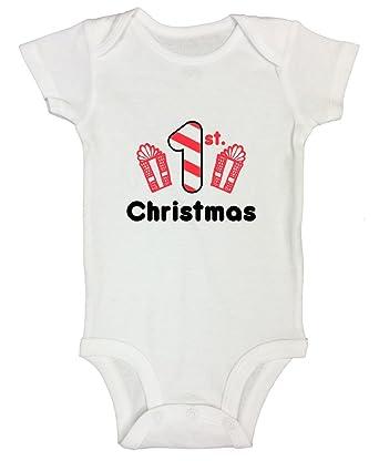 kids holiday onesie toddler shirt 1st christmas christmas vacation funny threadz kids 0 - Christmas Vacation Onesie