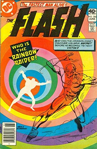The Flash#286 (Vol. 32 No. 286 June 1980)