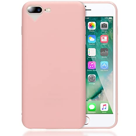 NALIA Funda Corazón Compatible con iPhone 7 Plus / 8 Plus ...