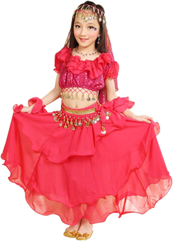 Joyplay Disfraz De Danza del Vientre para Nina Disfraz De Gitana ...
