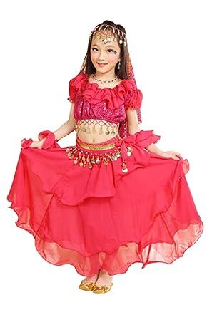 Joyplay Disfraz De Danza del Vientre para Nina Disfraz De ...