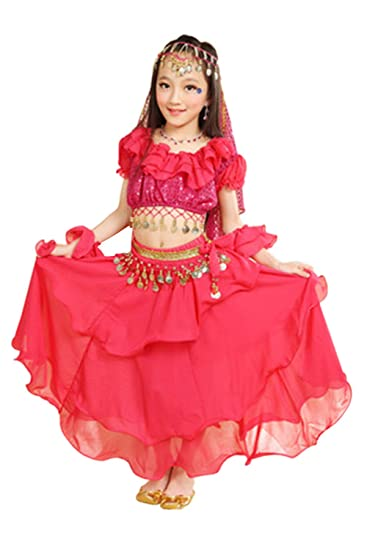 Amazon.com: interming Girls Dancing Dresses Happy Cherry ...
