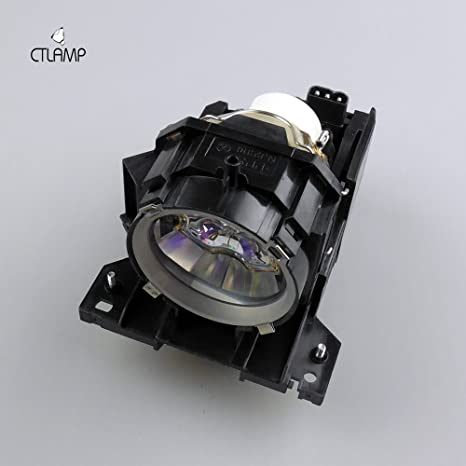 Amazon.com: DT00873 Hitachi CP-WX625 Proyector Lámpara ...