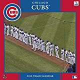 Turner Perfect Timing 2015 Chicago Cubs Team Wall Calendar, 12 x 12 Inches (8011631)