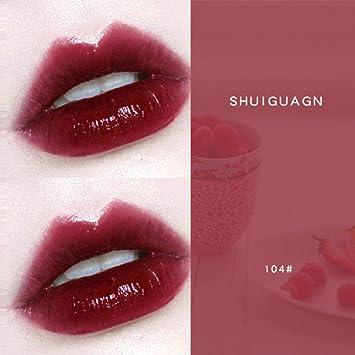 Amazon com : Super Lustrous Lipstick, Water Light Lip Glaze