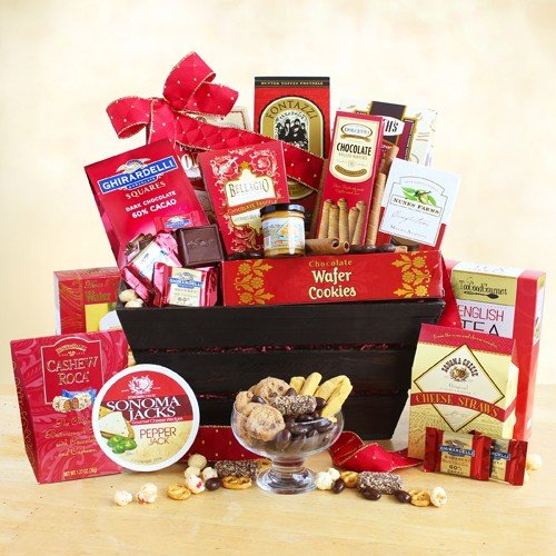 For the Whole Gang Gift Basket - World Market