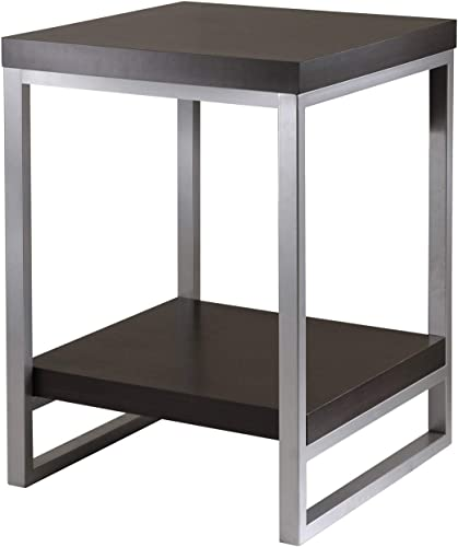 Winsome Wood Jared End Table
