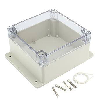 Aexit 6.3 x6.3 x3.54 (160mmx160mmx90mm) Caja de ...