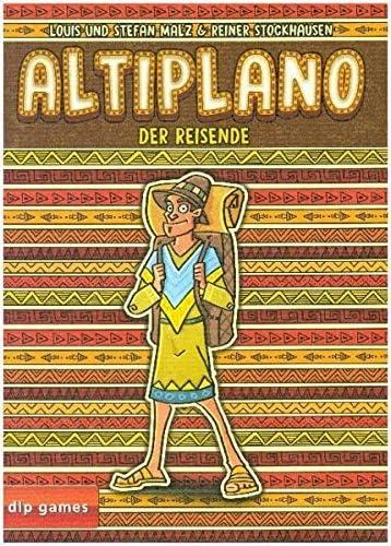 dlp games DLP01021 Altiplano: La ampliación de viaje, multicolor , color/modelo surtido: Amazon.es: Juguetes y juegos