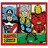 Disney Traditions Marvel Comics 'Retro' Rug